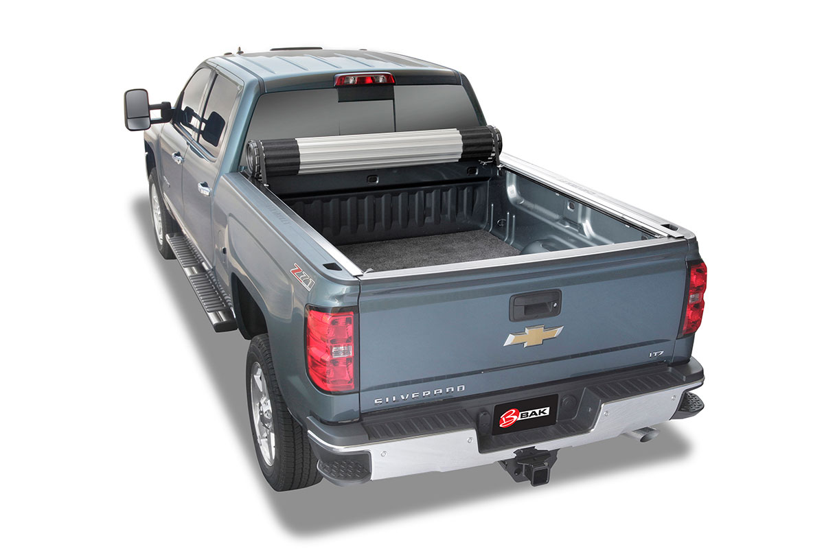 Bak Revolver X2 Hard Rolling Tonneau Cover Specifications 2017