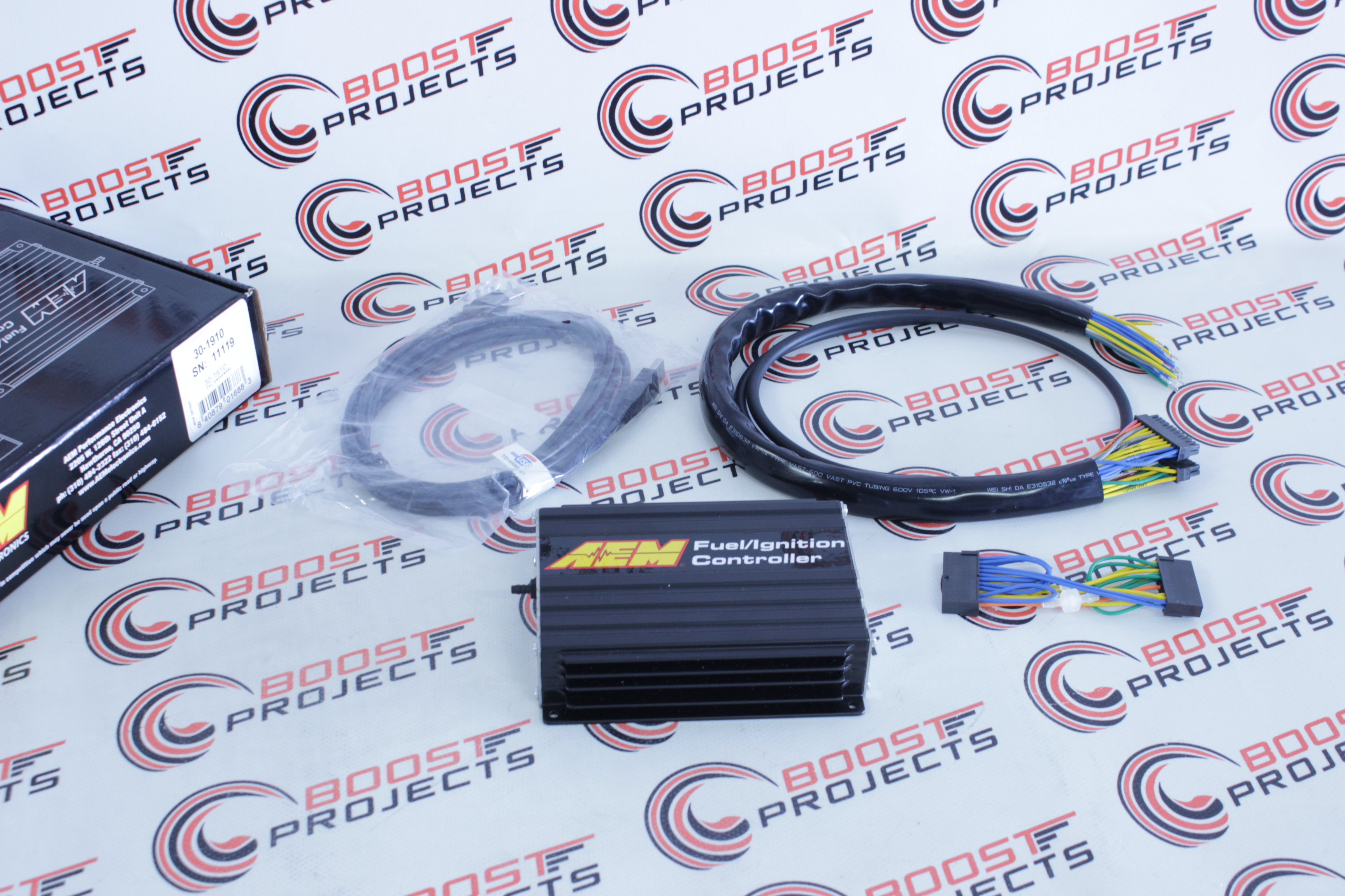 Aem Fic Wiring Harness 6 Library Fuel Ignition Controller 06 07 Honda S2000 Universal 30