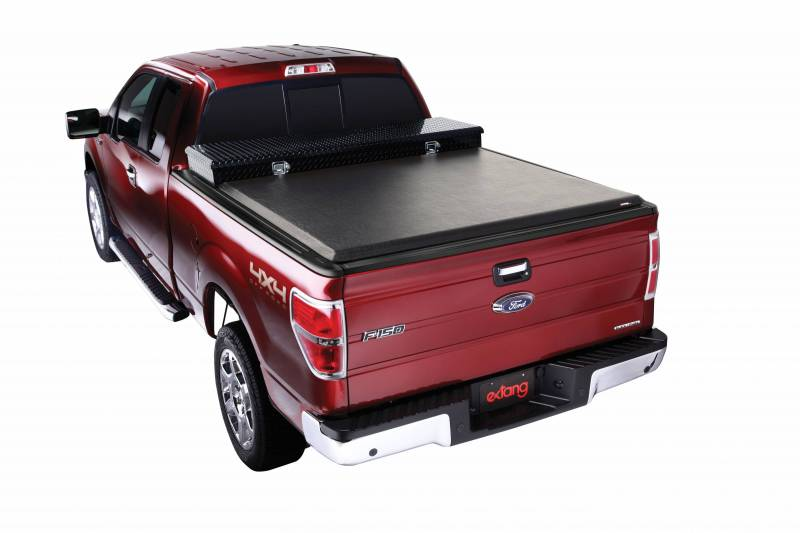 Extang 6 4 Bed Express Toolbox Tonneau Cover W O Rambox For 09 18 Dodge Ram 1500 60430