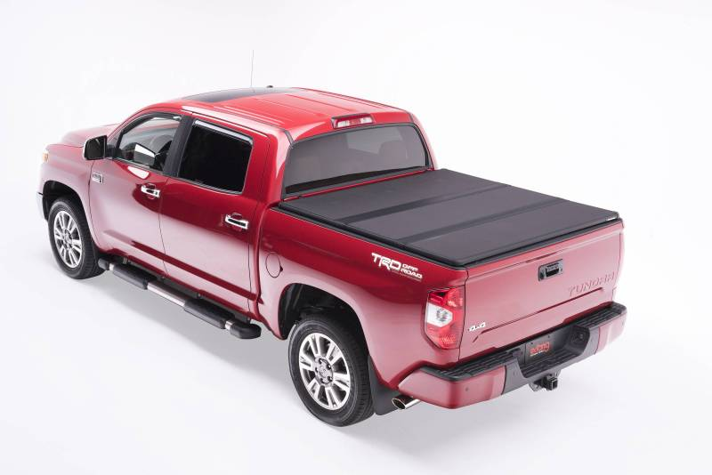 Tundra Tonneau Cover >> Details About Extang 6 5 Bed Solid Fold 2 0 Tonneau Cover For 07 13 Toyota Tundra 83950