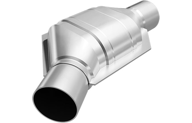 Non CARB Compliant MagnaFlow 99184HM Universal Catalytic Converter