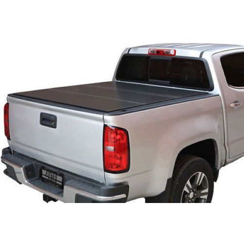 Tundra Bed Cover >> Details About Access Lomax Tri Fold Bed Cover For 07 17 Toyota Tundra 5ft 6in B1050039