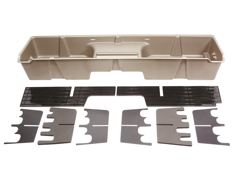 Dee Zee 10003 Du Ha Under Seat Storage Cargo Box For Chevy