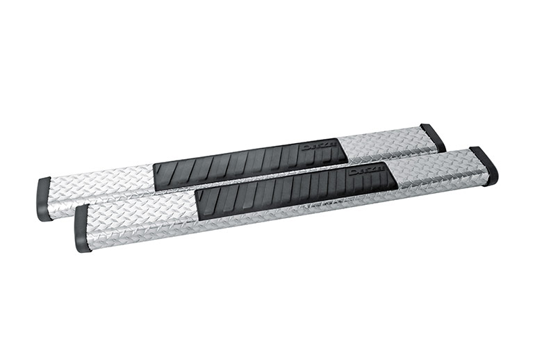 Dee Zee 6 Quot Brite Tread Cab Length Brite Nerf Bars For