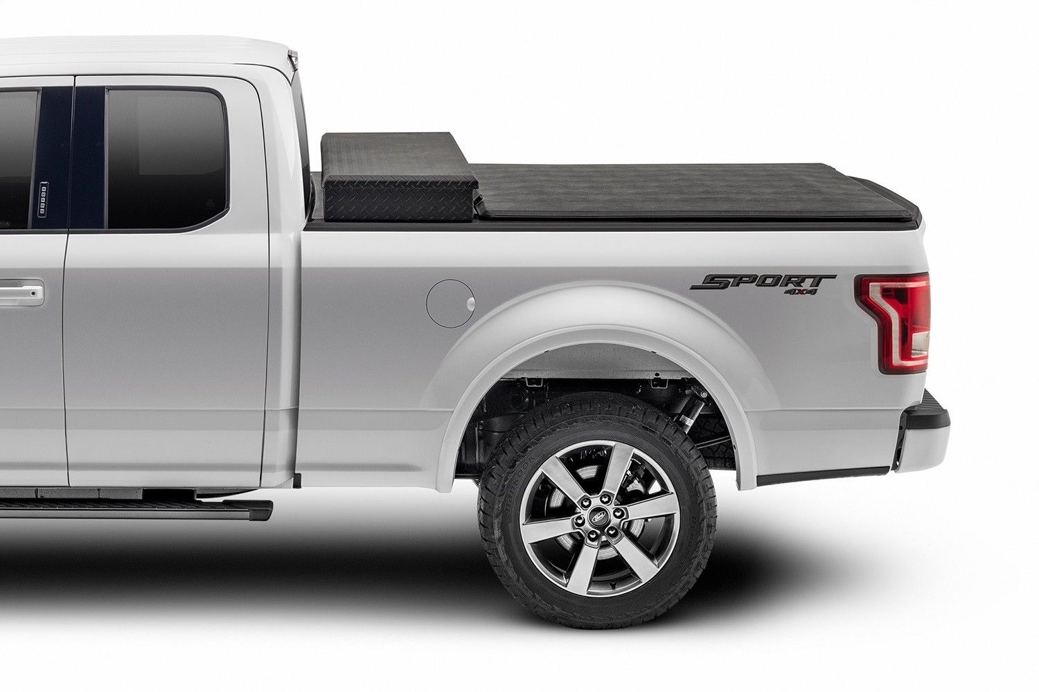 Extang Trifecta 2 0 Toolbox Tonneau Cover For 2015 2018 Ford F 150 6 5 Bed Ebay