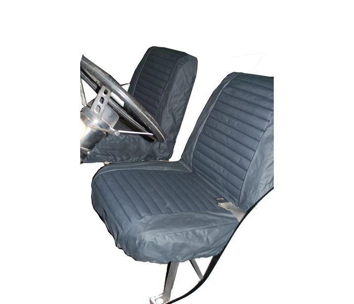 Bestop Seat Covers For Front Low Back Bucket Seats For