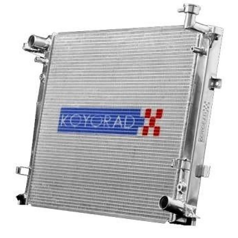 Koyorad KH081666 Aluminum Racing Radiator for Acura TSX