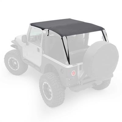 TJ Extended Top Denim Black 93615 Smittybilt For 97-06 Jeep Wrangler