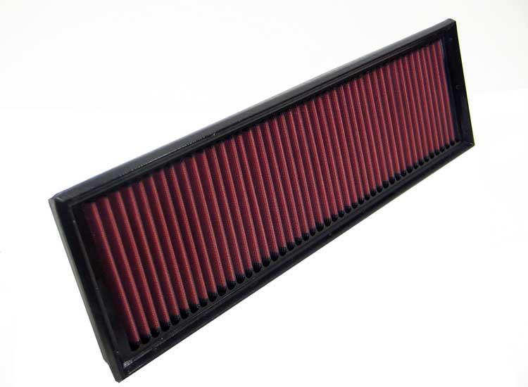 33-2640 K/&N Replacement Air Filter PORSCHE 944S L4-2.5L 16V 87-88 KN Panel Repl