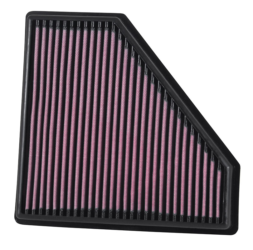 2016 2018 Cadillac Cts V Hpe1000 Upgrade: K&N Replacement Air Filter Part #33-5059 For 2016-2018