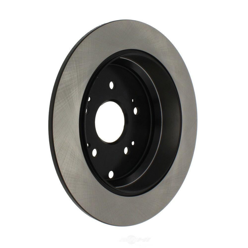 Centric Disc Brake Rotor-Premium Rear For 05-18 Acura RDX