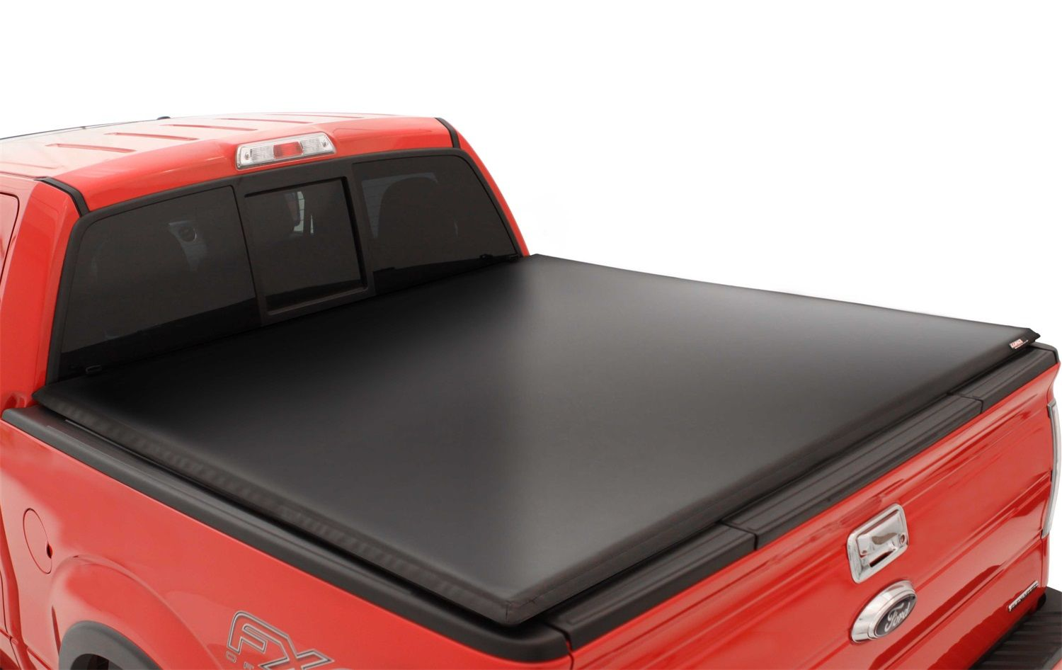Lund Trifold Truck Bed Tonneau Cover For 04 19 Gmc Chevrolet