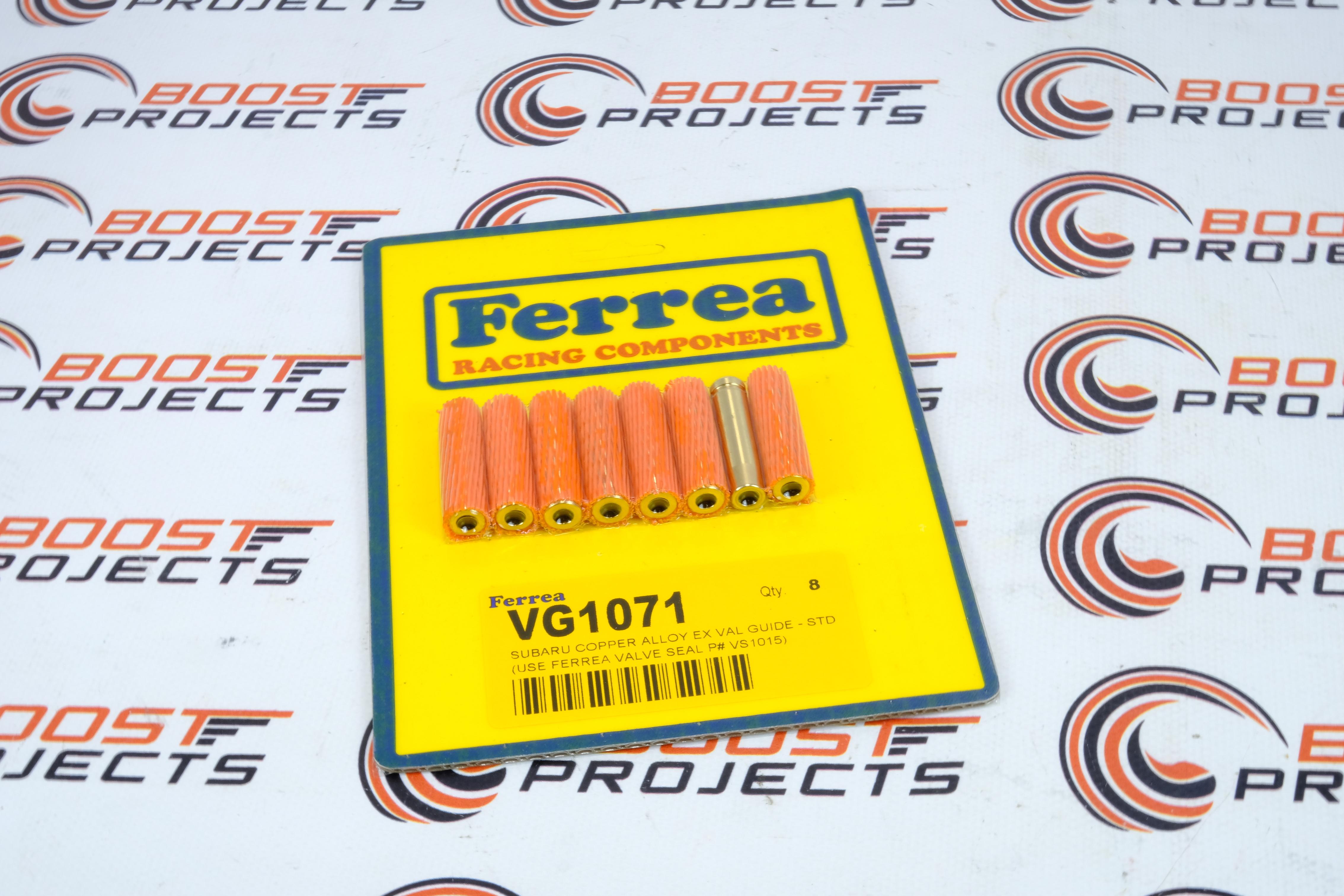 Ferrea Intake Exhaust Valve Seal kit For 2001-2008 SUBARU IMPREZA WRX