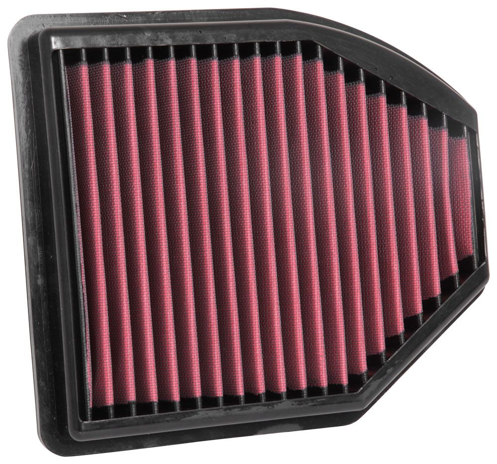 AEM Induction Dryflow Air Panel Filter Non-woven Synthetic