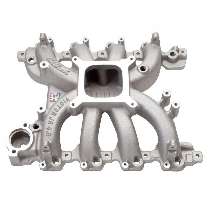 PLENUM ADAPTER for Edelbrock Intake Manifold Victor Jr Ford 96-2004 4.6L SOHC